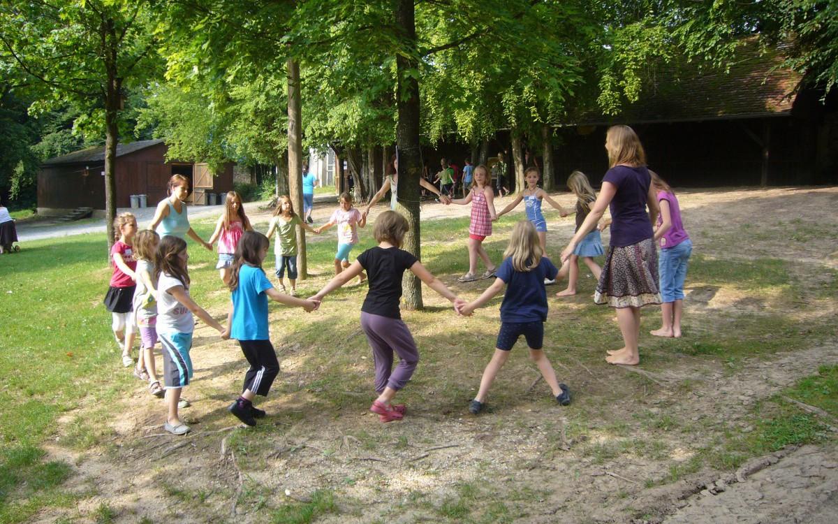Schüler Kinder Fest